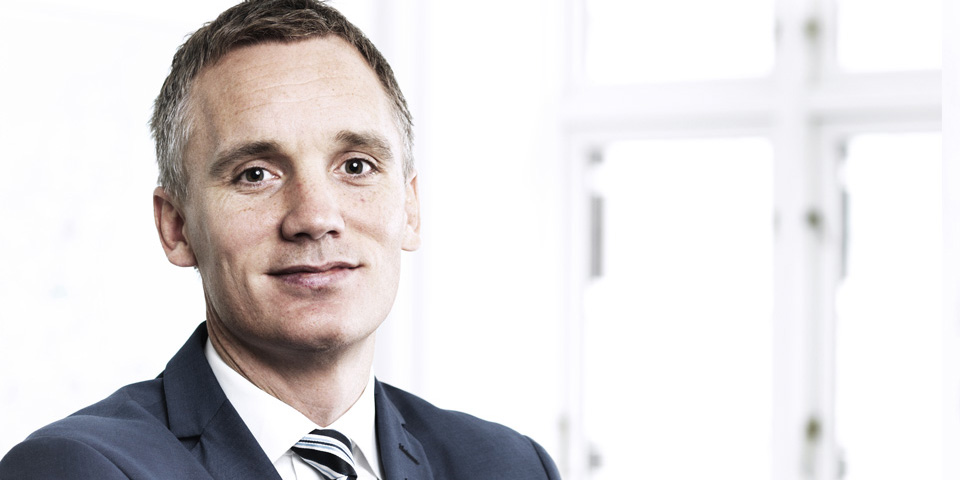 Lars Pærregaard, CEO of 360 North.
