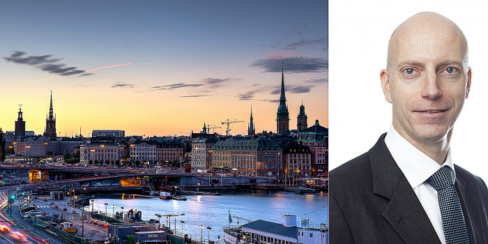 Magnus Kenning at Aberdeen Standard Investments says that they are looking for more assets – preferable outside Stockholm.