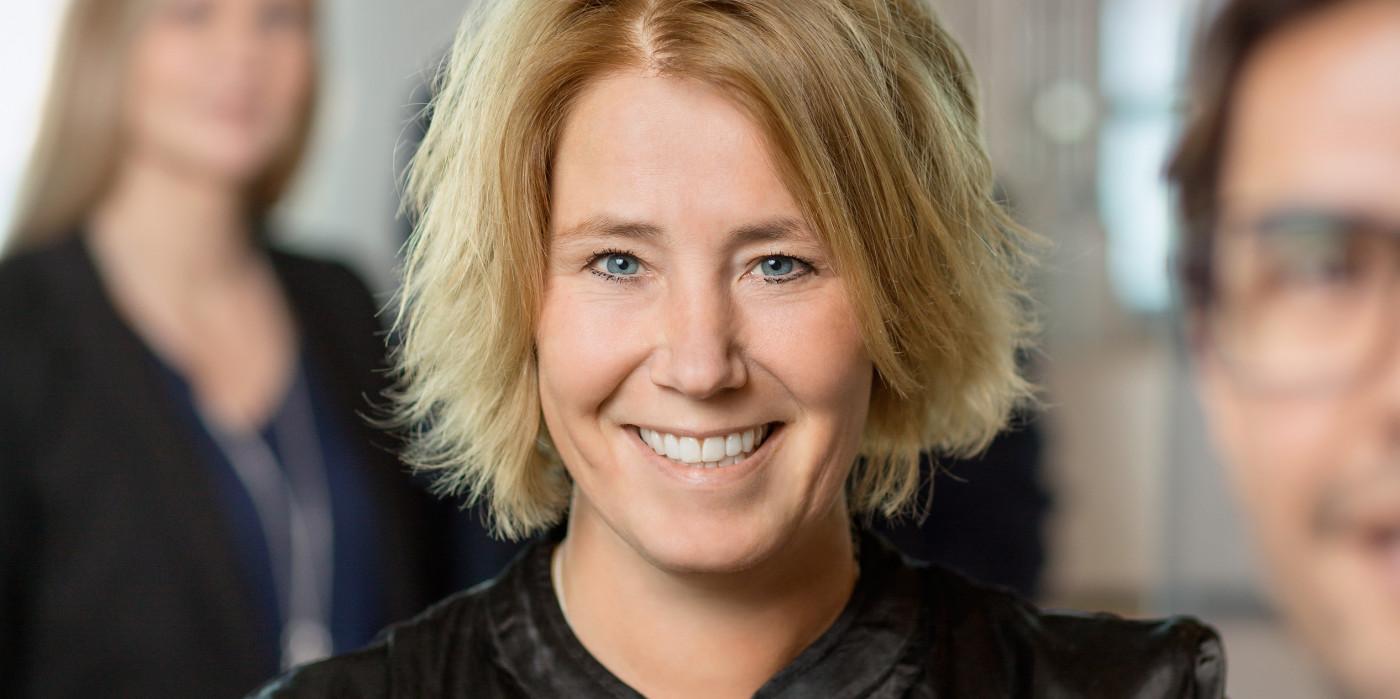 Johanna Frelin.