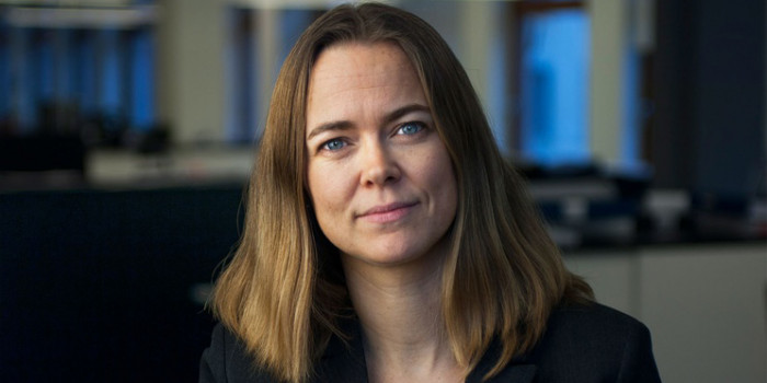 Annica Carlsson.