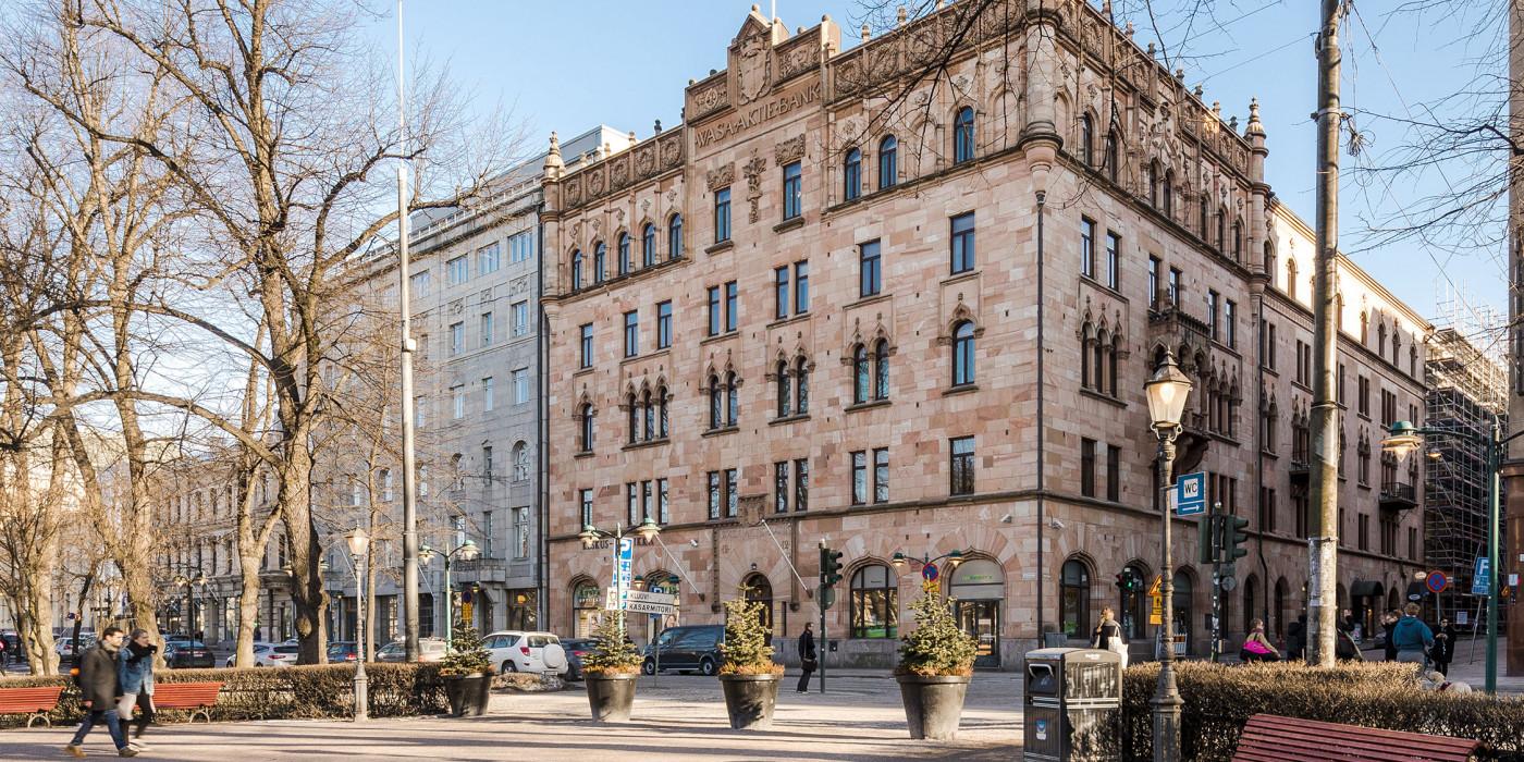 Eteläesplanadi 12 in Helsinki.