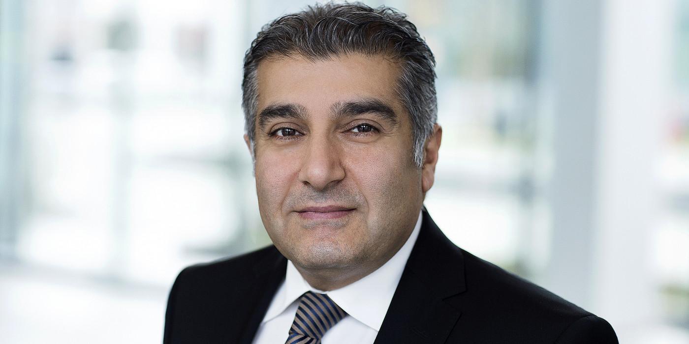 Kubilay Özbisikletci, Senior Investment Manager Nordic Region at Union Investment Real Estate.