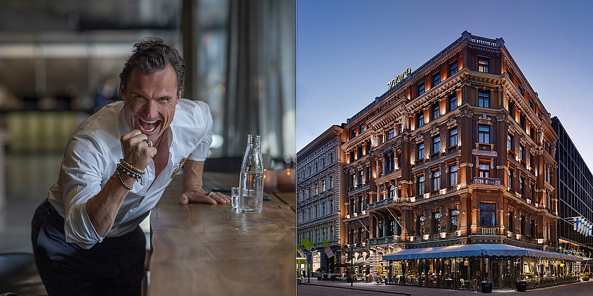 Petter Stordalen's Nordic Choice acquires luxury hotels in Finland.