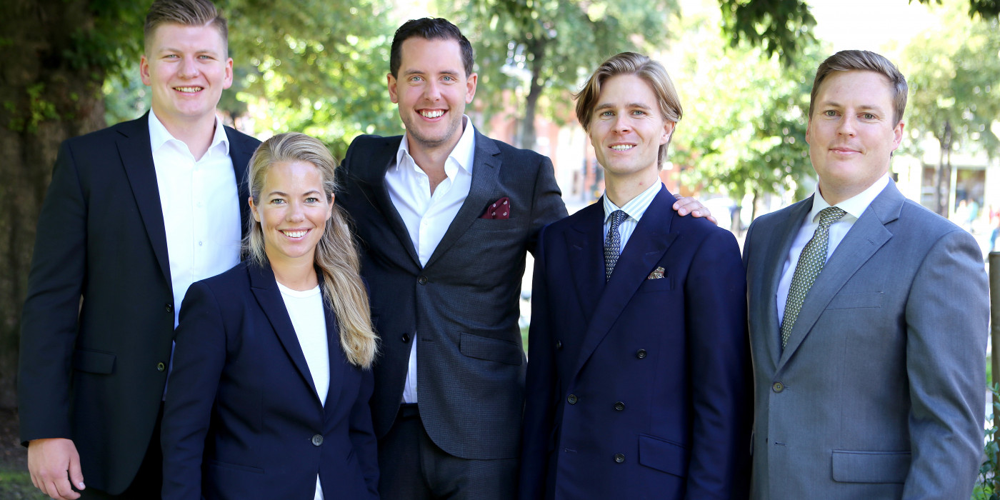 JLL strengthens its team in Sweden with five new recruitments.
