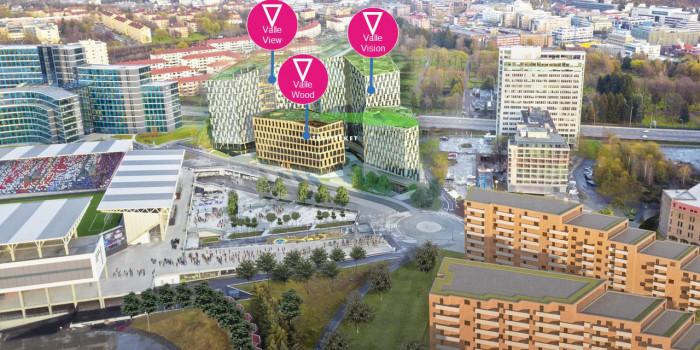 Valle area.