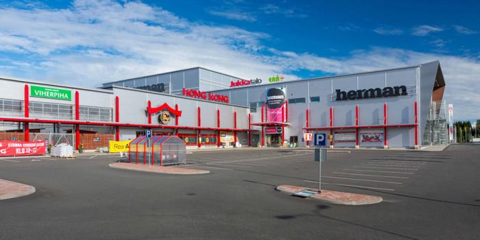 Herman Shopping Centre.