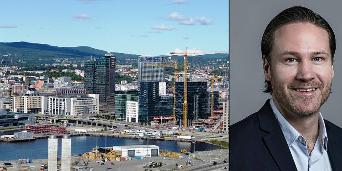 Magnus Berglund, Investment Director of Capman.