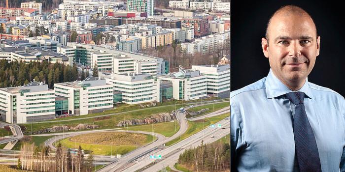 Jonas Grandér, CEO of Nordika.
