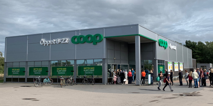 Coop in the Process of Selling 115 Properties.