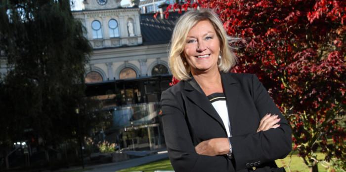 Yvonne Sörensen Björud, CEO of United Spaces.