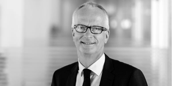 Marius Møller, Senior Vice President and Head of Real Estate investments at Pension Danmark.