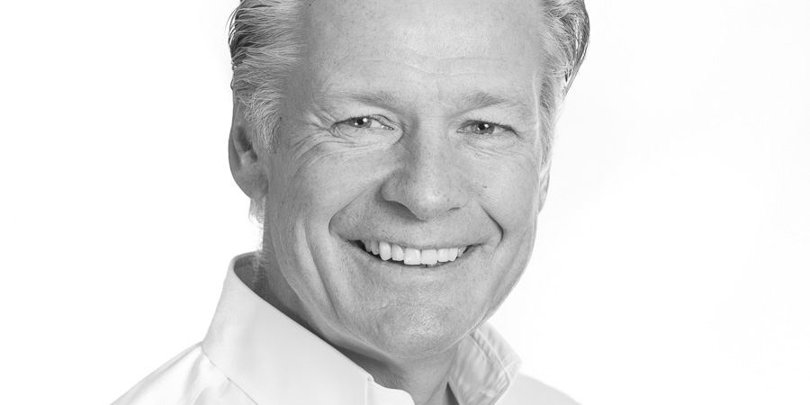 Edgar Haugen, CEO and Founder of Ragde Eiendom.