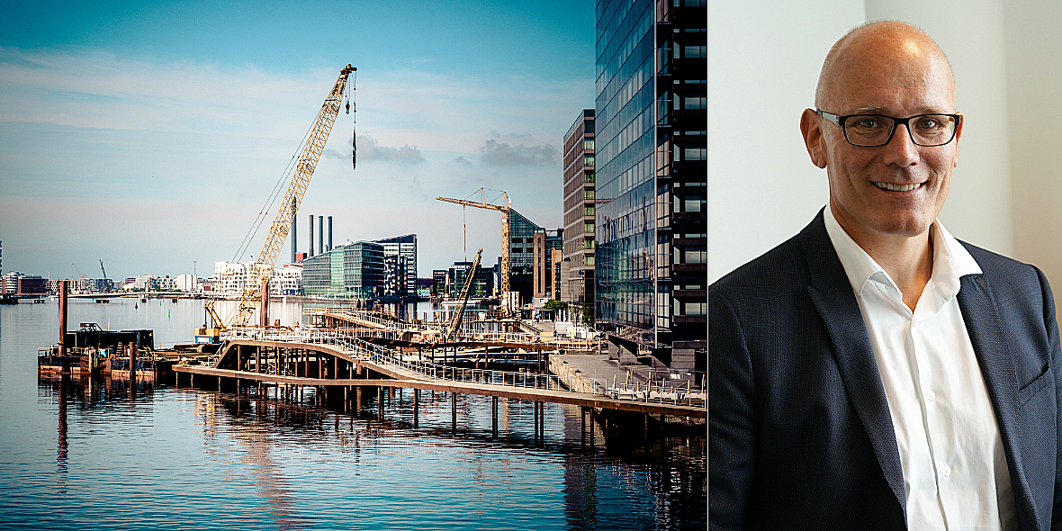 Ole Markussen is the new CFO of 360 North.