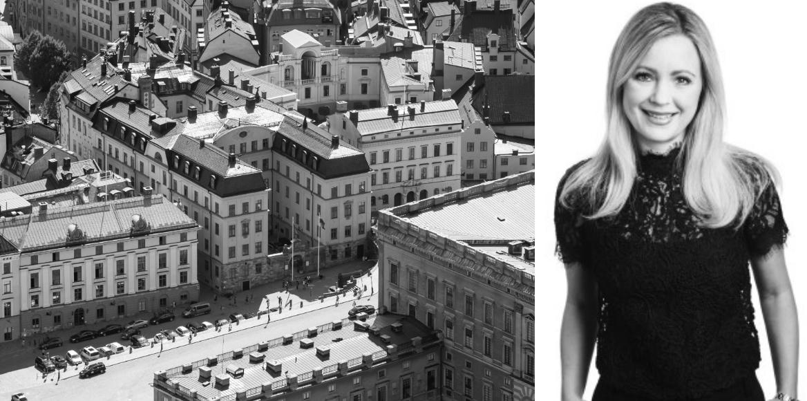 Cecilia Gunnarsson, Head of Research at JLL Sweden.
