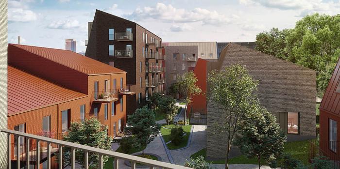 Patrizia acquires in Aarhus.