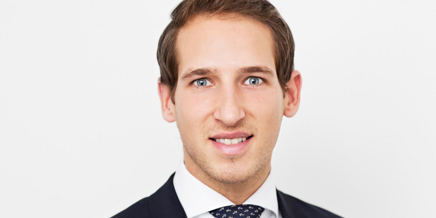Nicolai Dalsgaard, Associate Director Transactions at Patrizia Denmark.