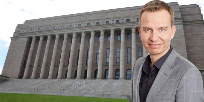 Jarkko Leinonen, Head of Finland at Hemsö.