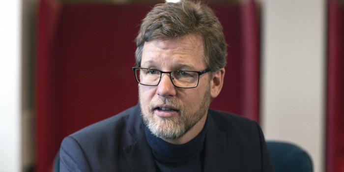 Jimmy Bengtsson, CEO of Veidekke.