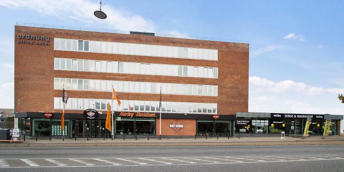 Capman acquires in Copenhagen.