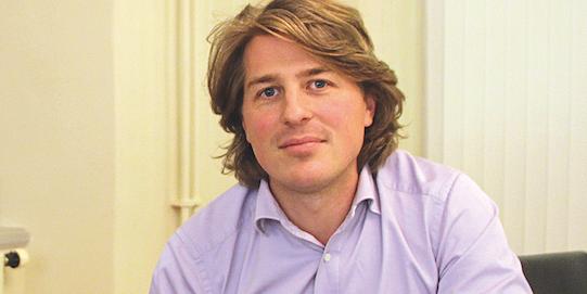 Sebastian Schlasberg.