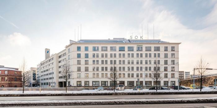 Flemingkatu 34 in Helsinki.