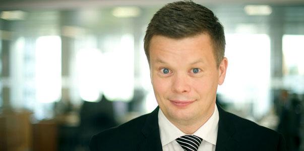 Ragnar Eggen, Head of Research at Akershus Eiendom.