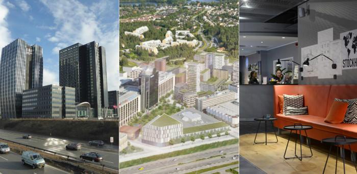 Copenhagen Towers, Bredden and Dykaren 10.