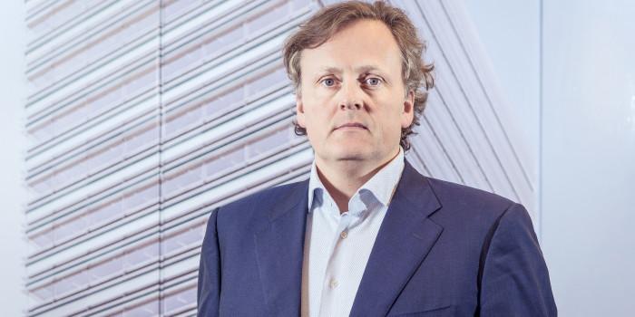 Kjetil T. Hanssen, CEO of Schage in Lithuania.