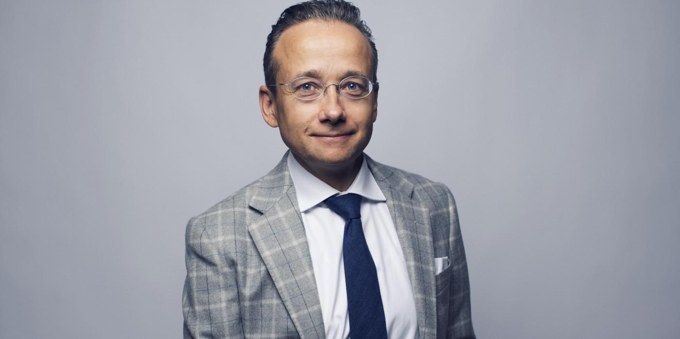 Joachim Hallengren, CEO of Bonava.