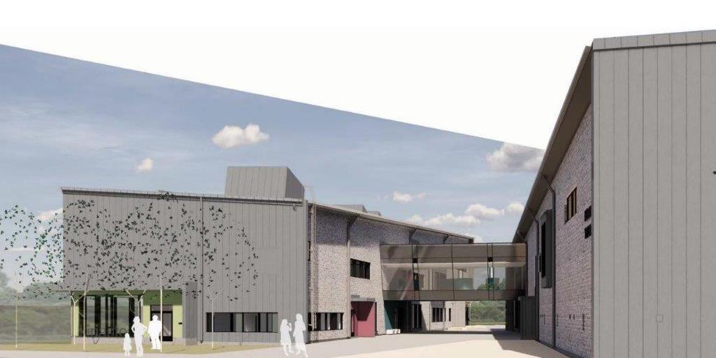 Peab builds school in Jyväskylä.