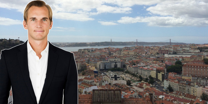 """We like Lisbon, which has had very strong labor market and population growth,"" says EPG CEO Jonathan Willén."