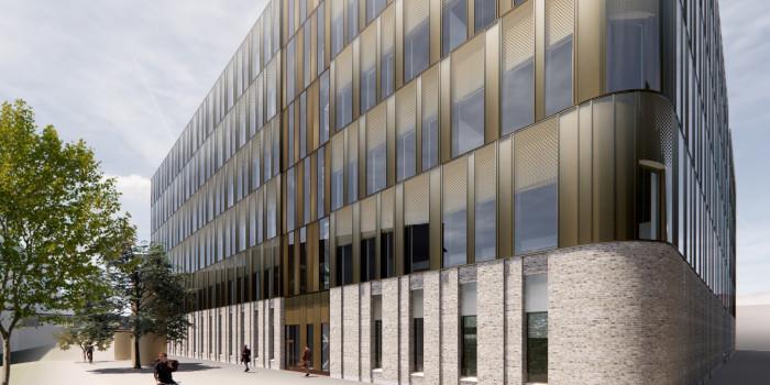 Akademiska Hus invest SEK 1.8 billion in Medicinareberget.