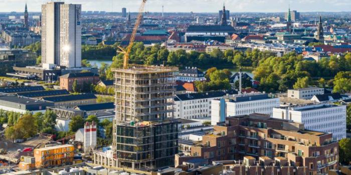 Invesco in another residential deal in Copenhagen.