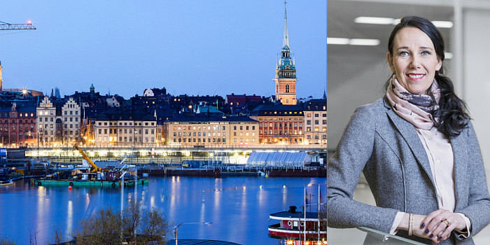 Annika Winsth, Chief Economist at Nordea.
