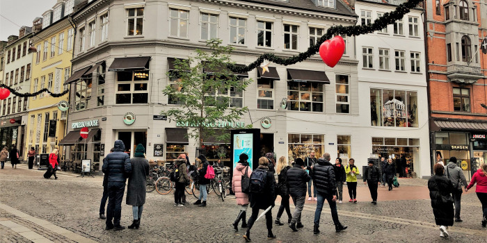 BMO Real Estate Partners Acquires on Strøget in Copenhagen.