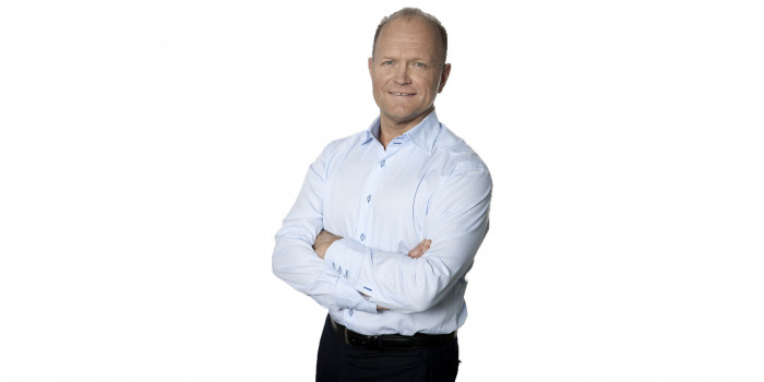 Anders Nissen, CEO of Pandox.