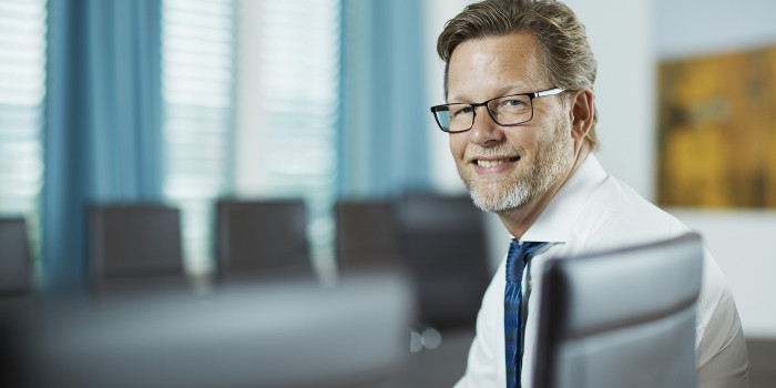 Jimmy Bengtsson tells Nordic Property News about the decision to split the Veidekke group into two separate entities.