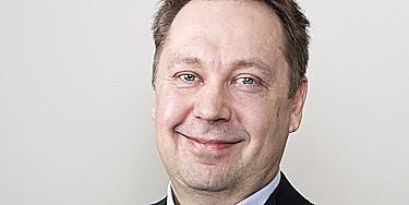 Toni Pekonen, Business Director of Varma.