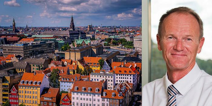 Gunnar Gjørtz, CEO of KLP Eiendom, on the Copenhagen market.