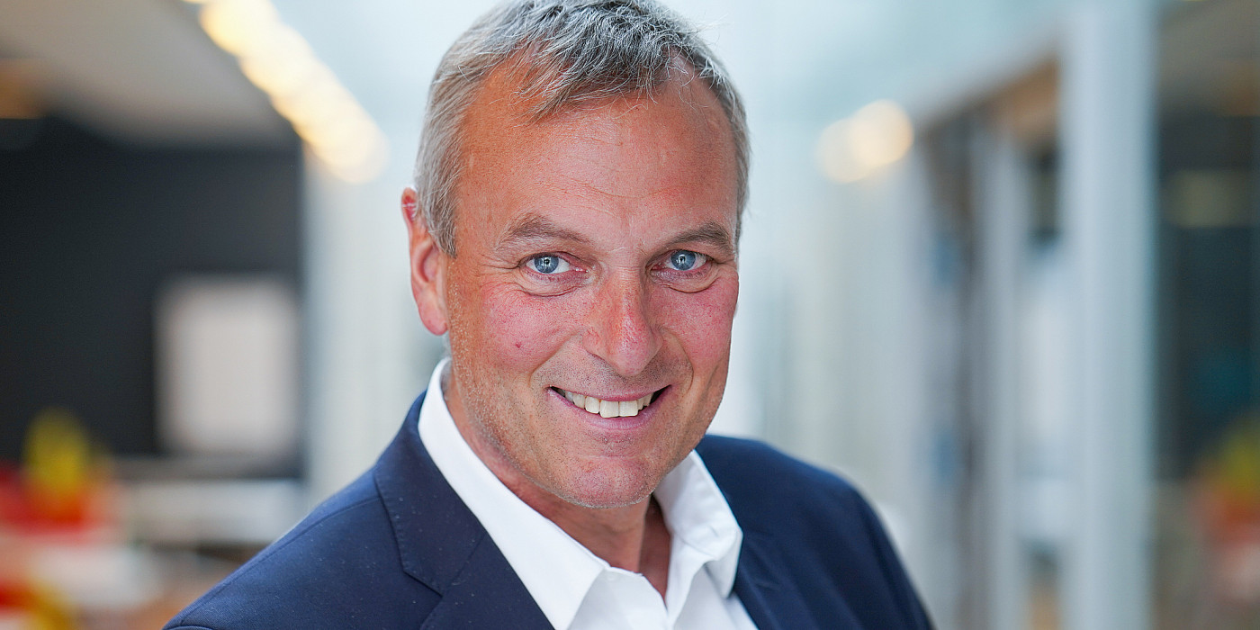 Rolf Thorsen, CEO of Selvaag Bolig.