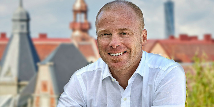 Magnus Nordholm is satisfied with the year of Fredensborg.