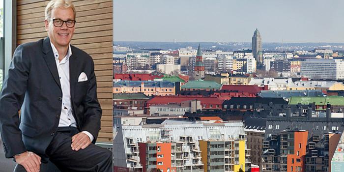 Ari Vanhanen has a background in the IT industry.