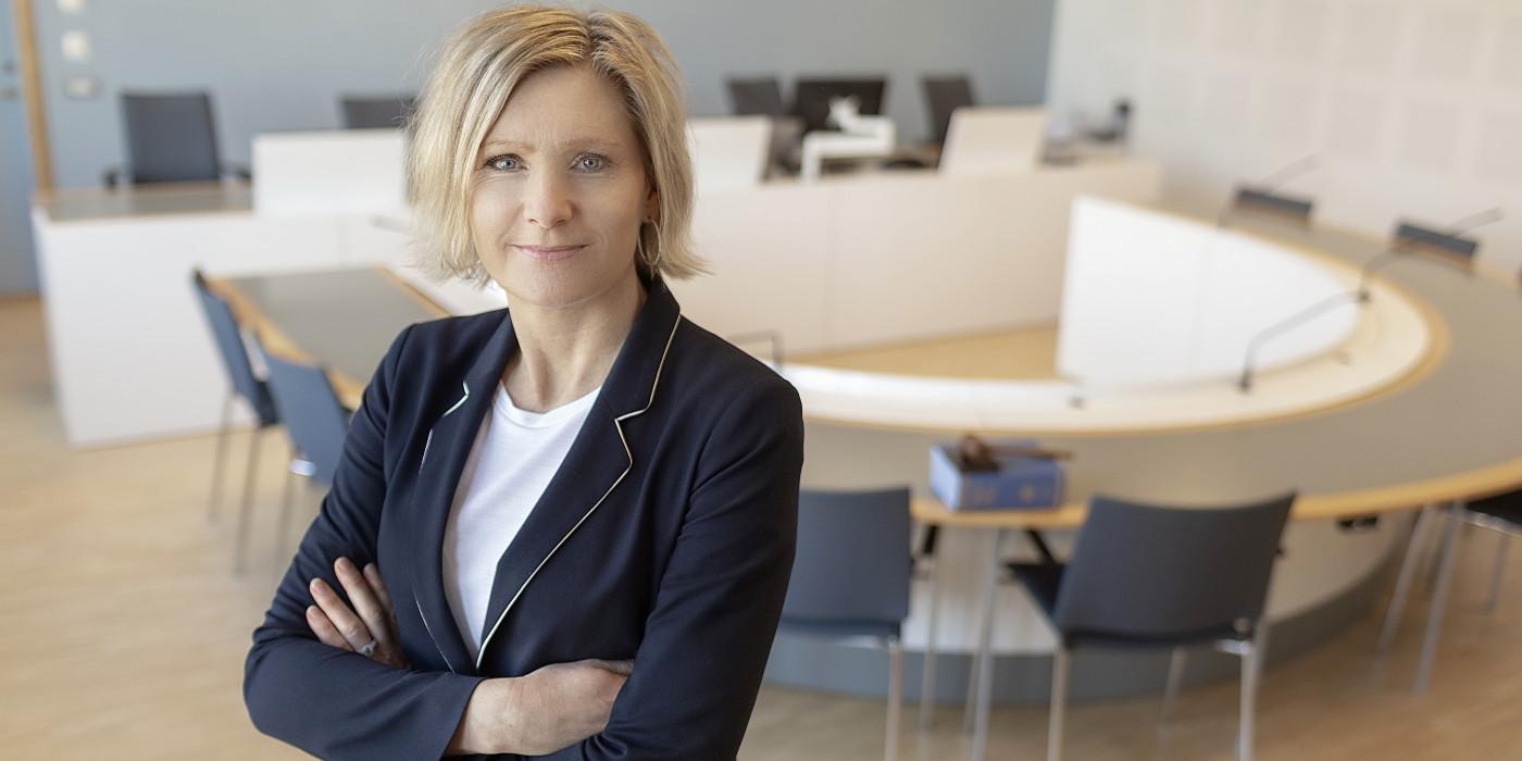 Caroline Arehult, CEO of Hemfosa.