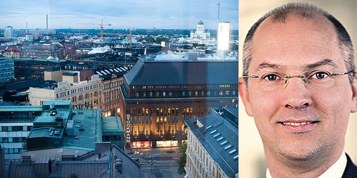 Jörg Laue, Head of Transactions Nordics at German Investor Patrizia.
