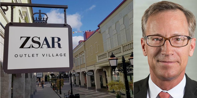 Steven Cunningham has been CEO of Zsar Outlet Village.