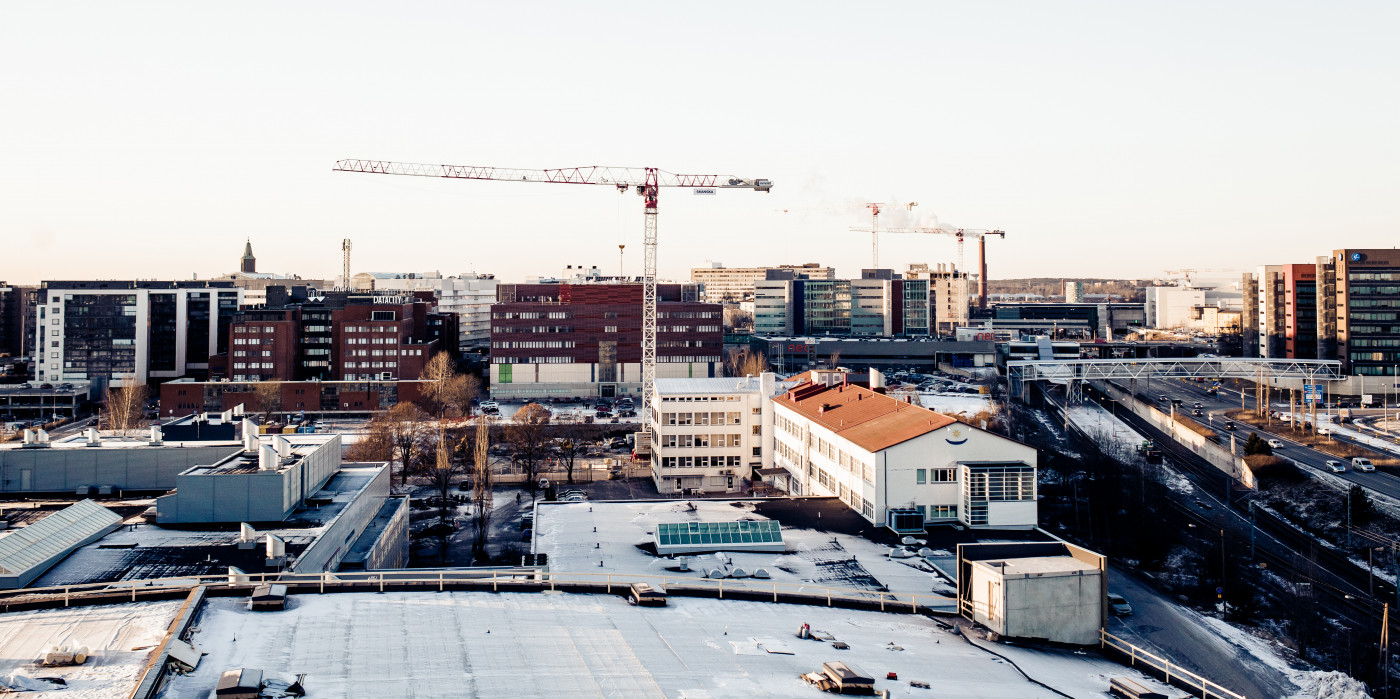 Fennica acquires in the Kupittaa area of Turku.