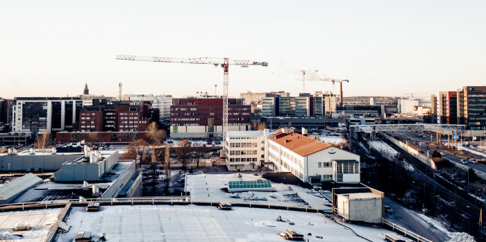 Fennica acquires in the Kupittaa area of Turku.
