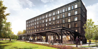PFA acquires a new hotel in Lyngby.