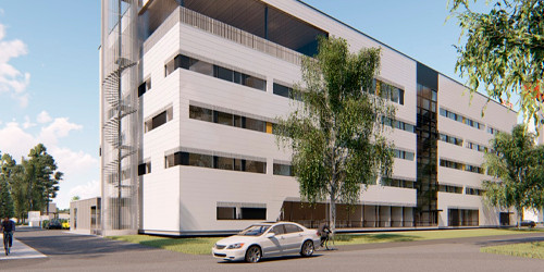 OP acquires Lapti Group's HQ in Oulu.