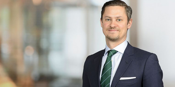 Peter Wiman, Head of Research at Savills Sweden.